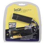 Adattatore USB 2.0 EasyCap DVR TVCC 4 CH - CT-0123
