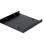 Supporto Montaggio Hard Disk 2,5'' a 3,5'' Supporto Nero Bulk - CT-104372