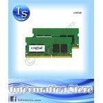 Memoria RAM 4GB DDR4 SODIMM CRUCIAL CT4G4DFS8213 - CT-324121