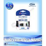 Chiavetta Pendriver Verbatim Nano OTG TIPO-A 32GB USB 2.0 - CT-49822