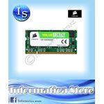 Memoria RAM 1GB DDR1 SODIMM CORSAIR VS1GSDS333 - CT-VS1GSDS333