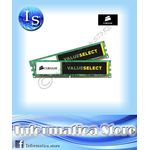 Memoria RAM 2GB DDR2 800MHZ CORSAIR VS2GB800D2 - CT-VS2GB800D2