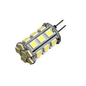 Lampada 17 LED SMD G4 12V 5800°K - CT-450024
