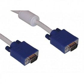 Cavo Monitor VGA M/M con ferrite da 1.5m - CT-6280
