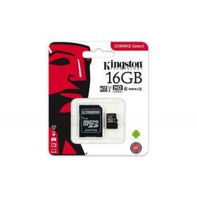 Memoria Micro SD 16GB  KINGSTON SDCS/16GB - CT-SDCS/16GB